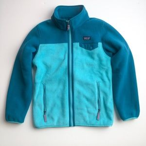 NWT Patagonia Lightweight Synchilla Snap-T Jacket